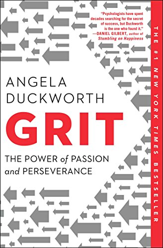 Grit The Power of Passion and Perseverance [Duckworth, Angela] (Tapa Blanda)