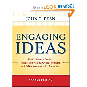 Engaging Ideas: The Professor's Guide to Integrating Writing, Critical Thinking, and Active Learning in the Classroom (Jossey Bass Higher and Adult Education) e-book downloads
