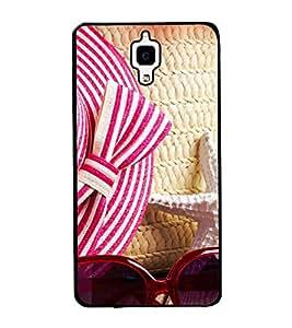 Beach Holidays 2D Hard Polycarbonate Designer Back Case Cover for Xiaomi Redmi Mi 4 :: Redmi Mi 4