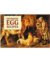 Favourite Egg Recipes