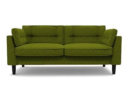 3 Sitzer Big Sofa Marigold grun - retro, design