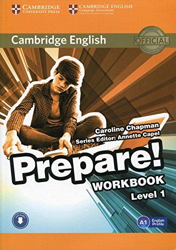 Prepare! Level 1: Workbook + Audio