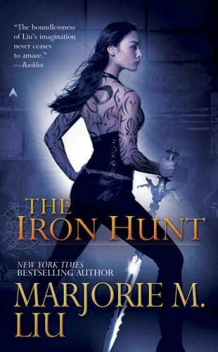 Image of The Iron Hunt (Hunter Kiss, Book 1)