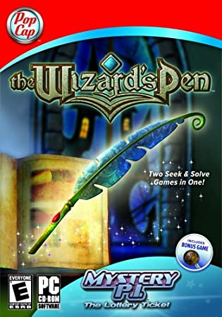 Wizard&#39;s Pen with Mystery P.I.: The Lottery Ticket