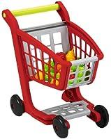 Ecoiffier - 1225 - Imitations -Chariot supermarché garni - Coloris Aléatoire