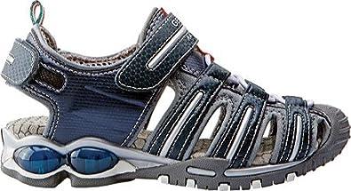 garçon ou fille) Sandales, bleu 38 EU: Chaussures et Sacs
