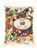 Jelly Belly all 49 flavors mix jelly beans in bulk. Sweet, fruity flavor. Jelly Belly jelly beans, bulk packaged. Approximately 400 beans per pound. All Jelly Belly jelly beans are certified OU Kosher by the Orthodox Union.