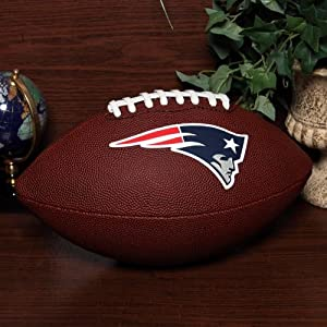 K2 New England Patriots Game Time Full Size Football at Sears.com