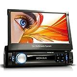 XOMAX XM-VRSU718BT Autoradio / Moniceiver + 18 cm / 7