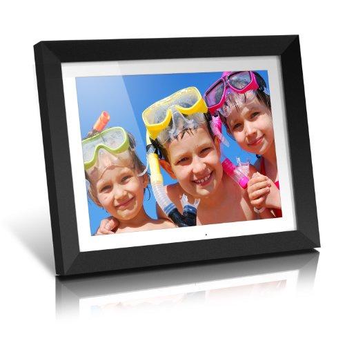 Aluratek 15-inch Hi-Res Digital Photo Frame with 256MB Internal Memory