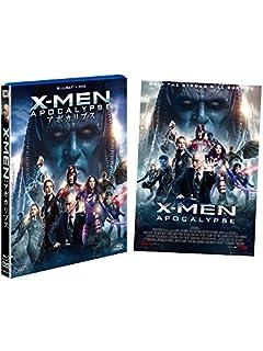 ��Amazon.co.jp�����X-MEN:���ݥ���ץ� 2���ȥ֥롼�쥤&DVD (A3�������ݥ������դ�)(�����������) [Blu-ray]