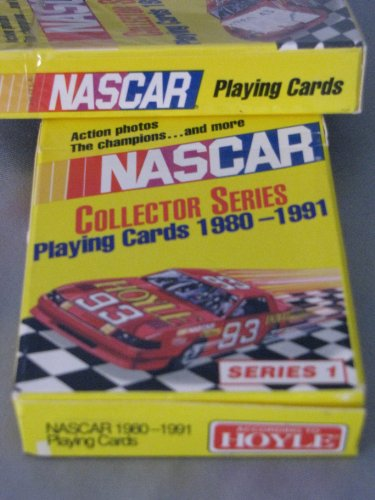 Nascar Playing Cards - 1