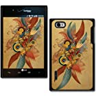 Design Collection Hard Phone Cover Case Protector For LG Intuition VS950 Optimus Vu #2578