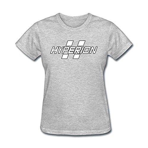 Women's Borderlands Hyperion Logo T-shirt Large