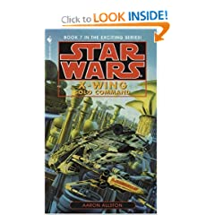 Solo Command (Star Wars, X-Wing #7) (Book 7) by Aaron Allston
