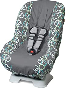 Infantino Renew Car Seat Cover, Chained Up (Discontinued by Manufacturer)