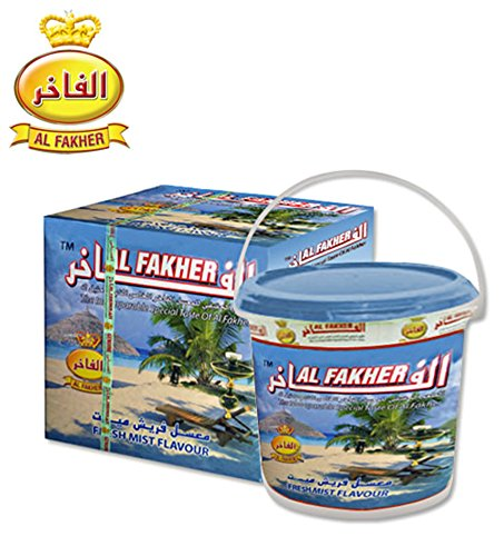 Al Fakher Fresh Mist Flavor Shisha 250g (Al Fakher Tobacco Grape compare prices)