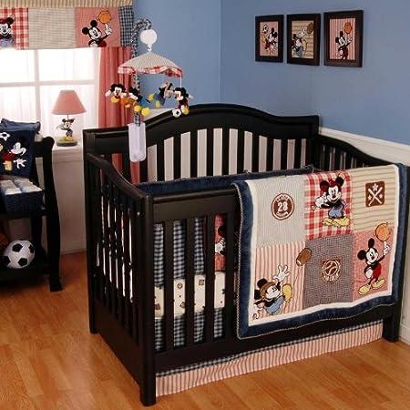 Kidsline Vintage Mickey Baby Bedding