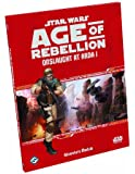 Star Wars Age of Rebellion RPG: Onslaught at Arda 1 Adventure Supplement