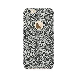 Ebby Vintage Floral Premium Printed Case For Apple iPhone 6/6s with hole