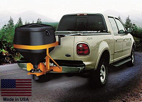 Spreader-Salt-Pickup-Tailgate-Mount-12-Volt-600-Lb-Capacity-3-to-30-Ft