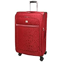 Ricardo Beverly Hills Imperial 28-Inch 4 Wheel Expandable Upright, Red, One Size