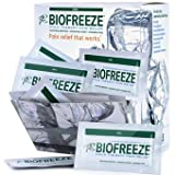 Biofreeze Samples 100 Packs! 5 gram Samples with Display Included