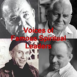 Voices of Famous Spiritual Leaders Audiobook