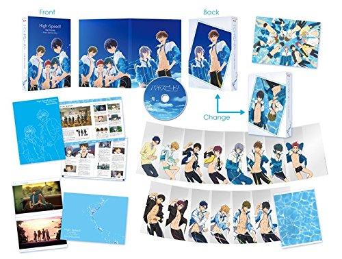 【Amazon.co.jp限定】映画 ハイ☆スピード!-Free! Starting Days-(初回限定版) (A4クリアファイル付) [Blu-ray]