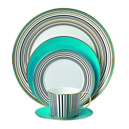Wedgwood 5 Piece Vibrance Place Setting Dinner set, Multicolor