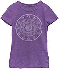 Lost Gods Henna Circle Girls Graphic T Shirt - Lost Gods