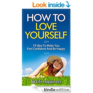 how to love yourself and be confident pdf