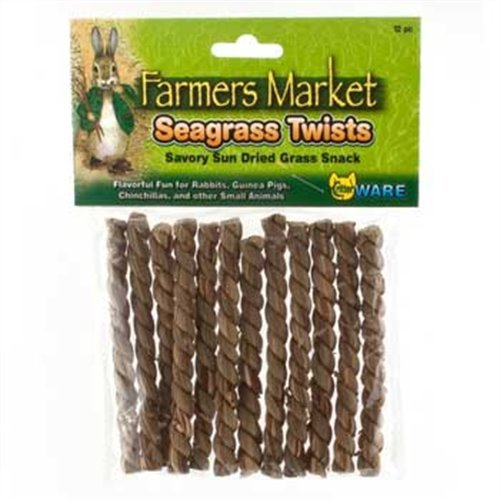 Ware Manufacturing Sundried Seagrass Twists Small Pet Chew (Ware Seagrass compare prices)