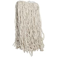 Boardwalk CM02032S #32 Band Cotton Mop, 1-1/4 Inch (Case of 12)