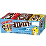 M&M'S Variety Pack Chocolate Candy Si...