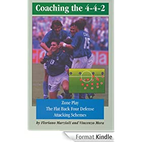 Coaching the 4-4-2 (English Edition)