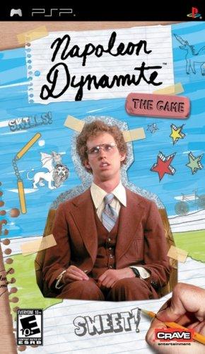Napoleon Dynamite - Sony PSP - 1