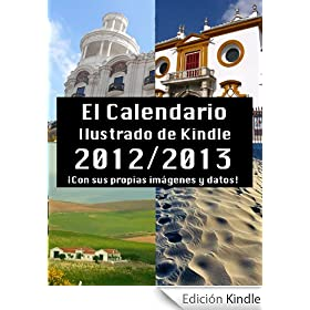 El Calendario Ilustrado de Kindle 2012/2013