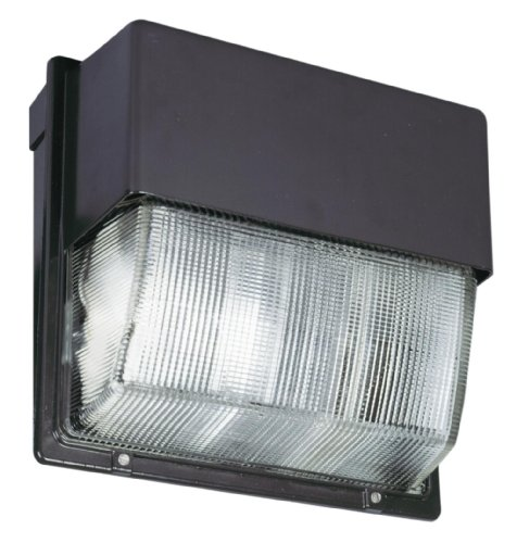 Lithonia Twh Led 30C 50K Wall Mounted Outdoor Light, Bronze