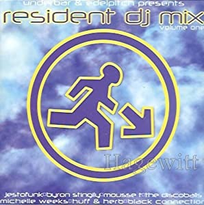 Resident DJ Mix Vol. One (mixed live by Tommy Larsson feat. John Doe III, Jestofunk a.m.m.)