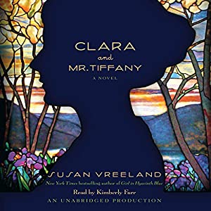Clara and Mr. Tiffany Audiobook