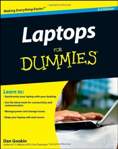 Laptops For Dummies (Laptops Canada compare prices)