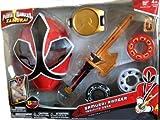 Power Ranger Samurai Samurai Ranger Training Gear
