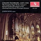 Pachelbel - Complete Organ Works Vol. 7