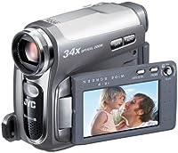 JVC GR-D770U MiniDV Camcorder with 34x Optical Zoom from JVC