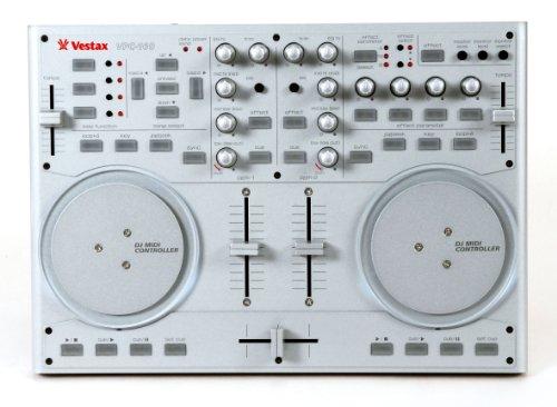Vestax VCI-100 MKII USB DJ Midi Controller