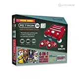 SNES/ Genesis/ NES RetroN 3 Gaming Console 2.4 GHz Edition w/ 4 Game Bundle