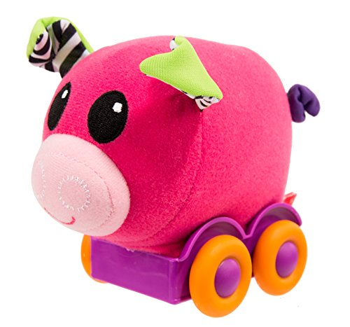 Sassy Pull N' Roll toy, Pig