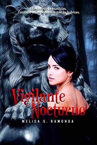 Portada del libro Vigilante Nocturno de Melisa S. Ramonda