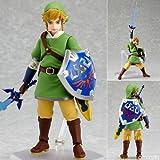 DUANWU Anime Legend of Zelda Link with Skyward Sword Action Figure Collection